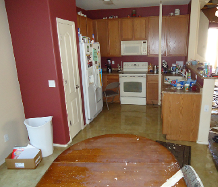 servpro of northeast collin county greenville before and after