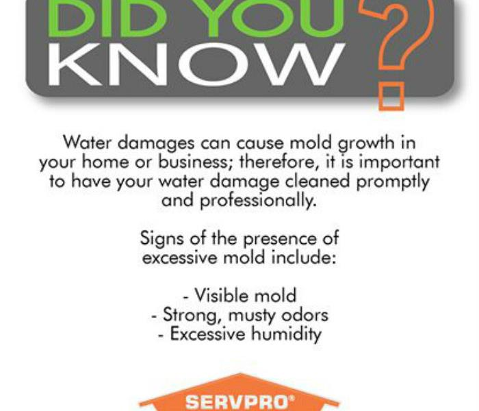 Did you know Mold Facts photo