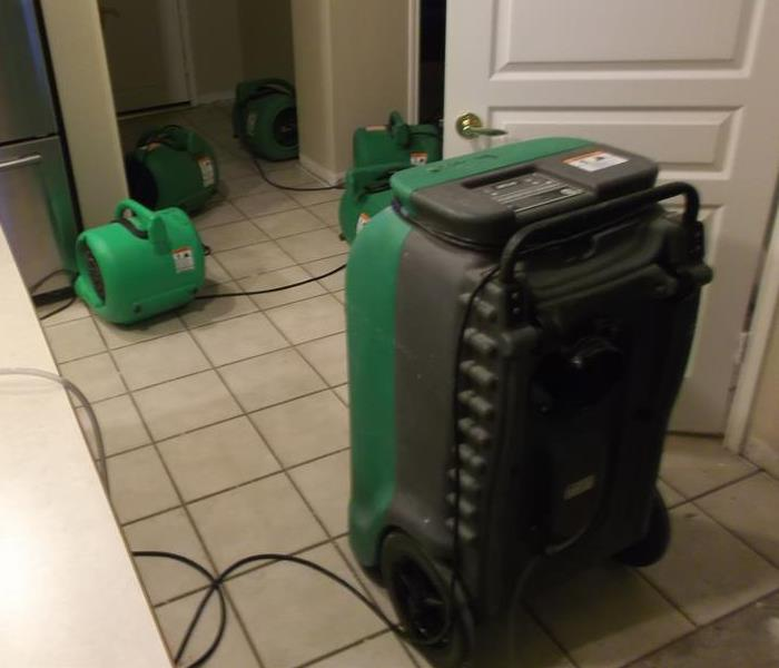 Water Damage Water and Fire Damage, Call SERVPRO of Northeast Collin County
