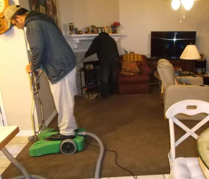 Water Damage Greenville, TX Residents, Got Water Damage? Call Servpro of Northeast Collin County / Greenville