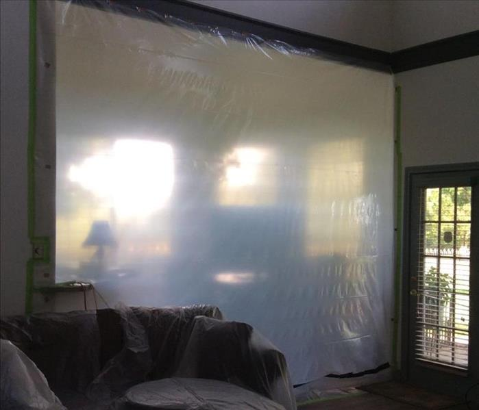 Mold Remediation Handling Mold: Containment