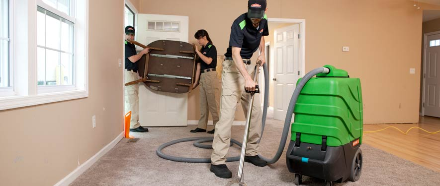 Greenville, TX residential restoration cleaning